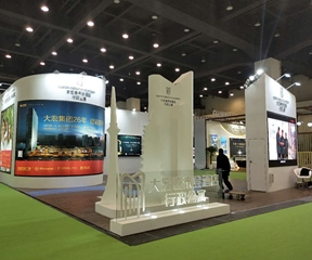深圳展览展示搭建